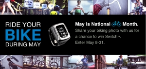 Ride Your Bike During May